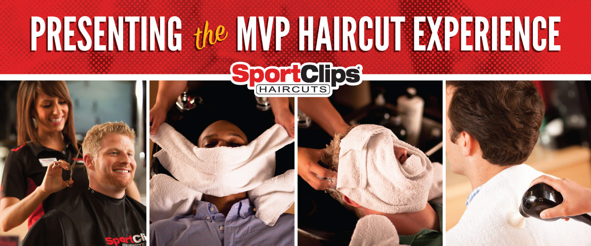 The Sport Clips Haircuts of Newport  MVP Haircut Experience